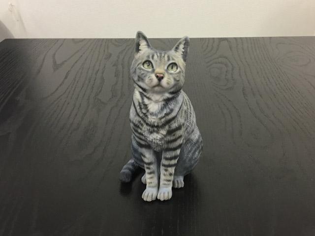 猫フィギュア